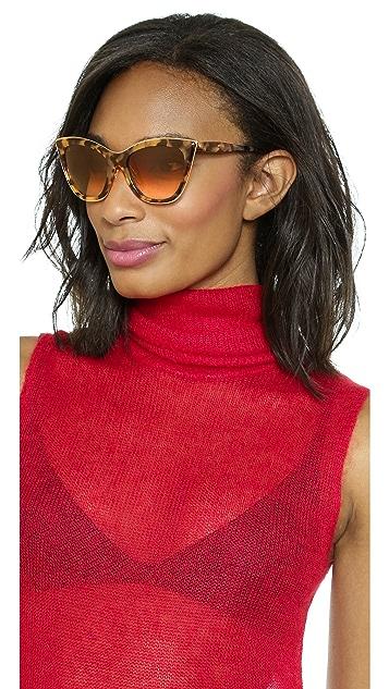 Dita Von Teese Eyewear Tryst Sunglasses