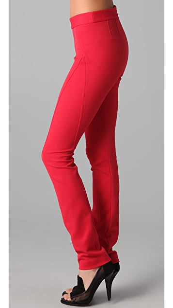Donna Karan New York Back Zip Pants