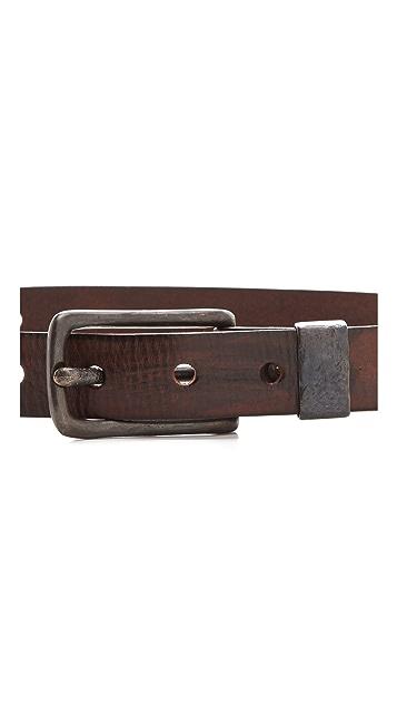 Donna Karan New York Buckle Belt