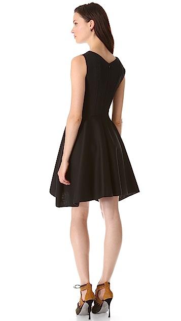 Donna Karan New York Bonded Seam Dress