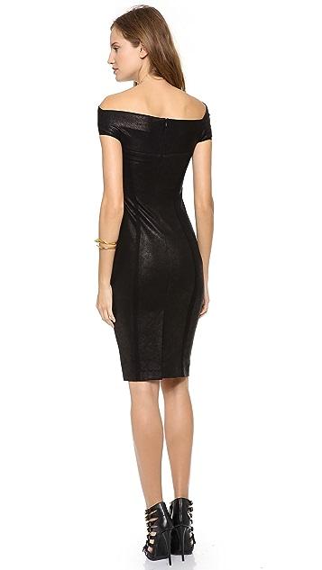 Donna Karan New York Cap Sleeve Dress
