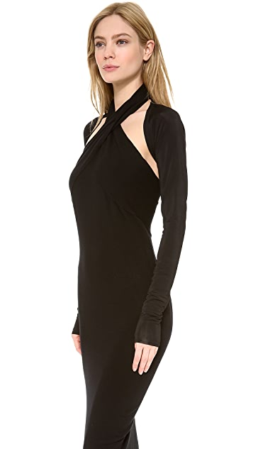 Donna Karan New York Long Sleeve Shrug