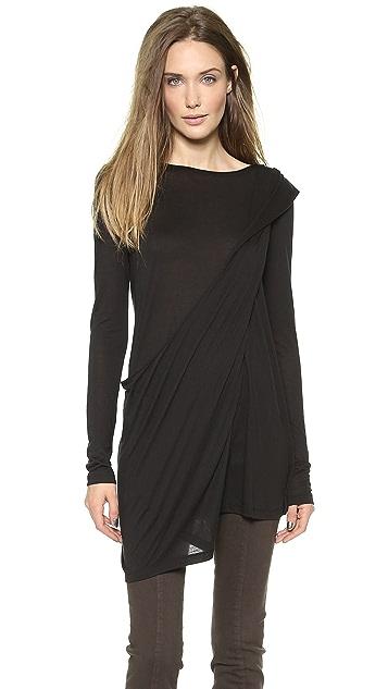 Donna Karan New York Long Sleeve Tunic