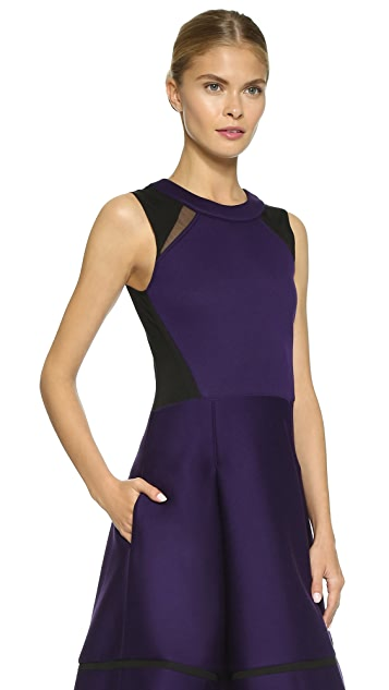 Donna Karan New York Sleeveless Dress