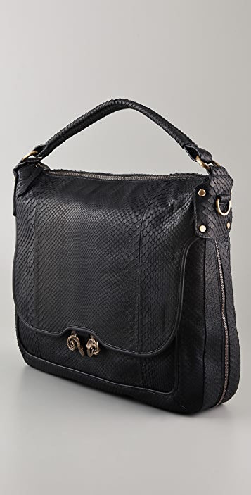 Derek Lam Large Python Anthea Bag