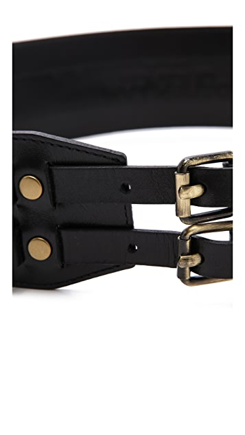 Derek Lam Military Hip Belt