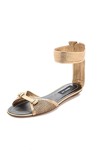 Derek Lam Hurley Flat Sandals