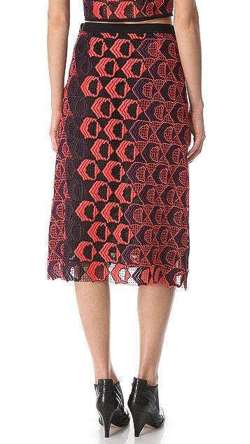 Derek Lam A-Line Skirt