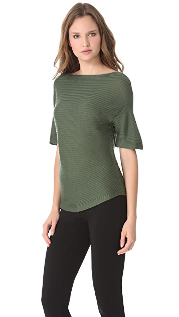 Derek Lam Dropped Shoulder Sweater