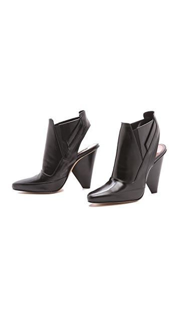 Derek Lam Tate Open Back Booties