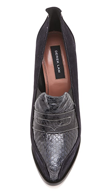 Derek Lam Delana Loafer Pumps