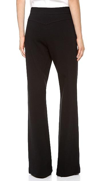 Derek Lam Wool Sailor Pants
