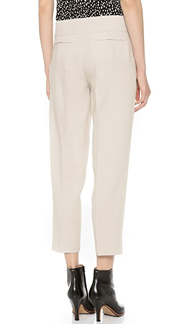 Derek Lam Tapered Ankle Trousers