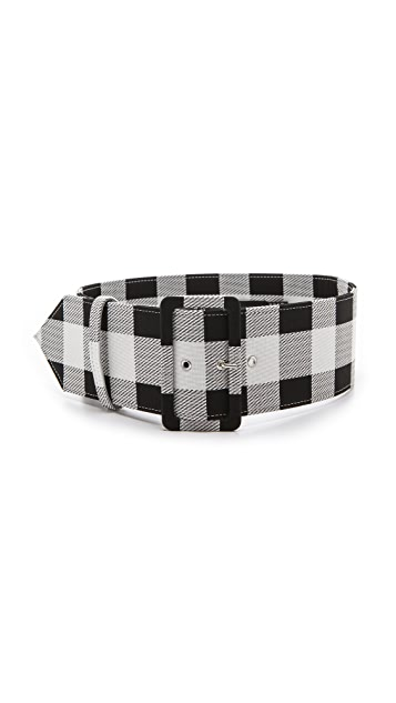 Derek Lam Wide Belt