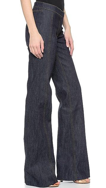 Derek Lam Расклешенные джинсы