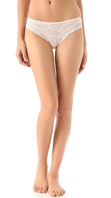DKNY Intimates Sensual Curves Tanga Thong