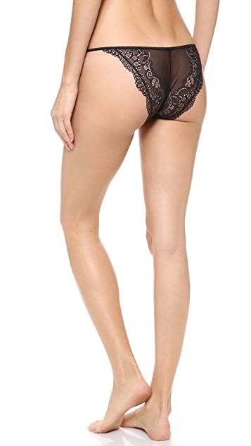DKNY Intimates Lovely Lacey Tanga