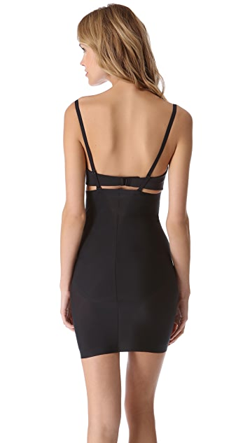 DKNY Intimates Fusion High Waisted Half Slip