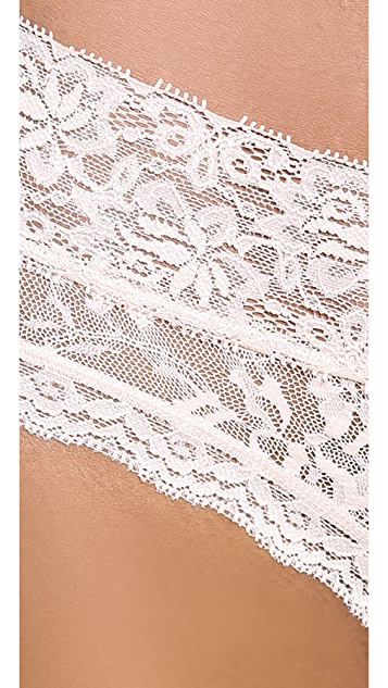 DKNY Intimates Signature Lace Table Bikini
