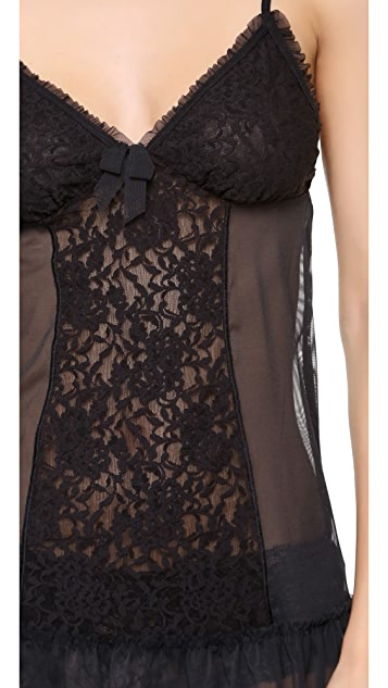 DKNY Intimates Signature Lace Camisole