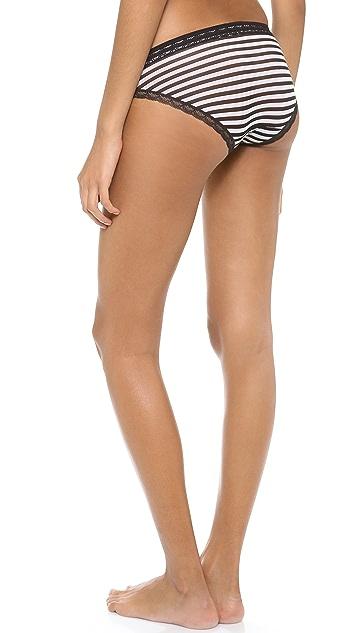DKNY Intimates Thrill Seekers Table Bikini Briefs