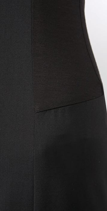 DKNY Long Sleeve T-Shirt Dress