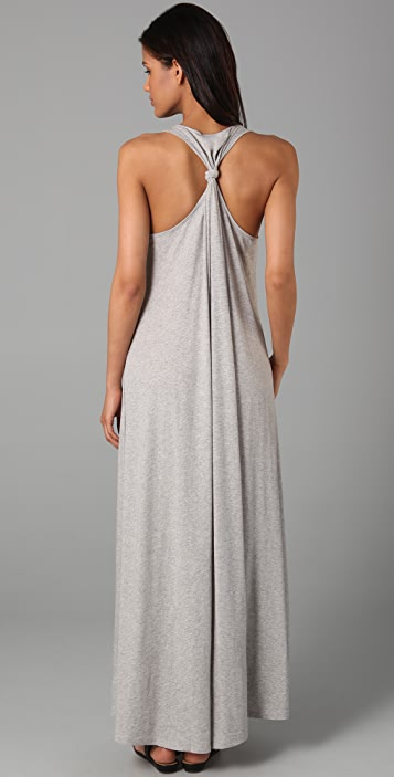 DKNY pure DKNY Tank Long Dress