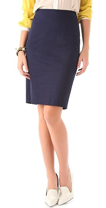 5c01316da083e DKNY Pencil Skirt ...
