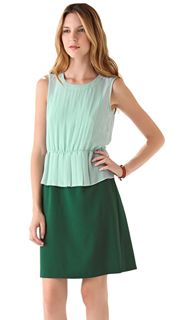 DKNY Sleeveless Soft System Dress