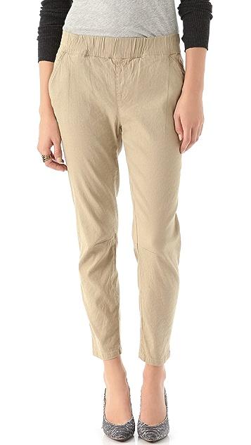DKNY Pure DKNY Cropped Skinny Pants
