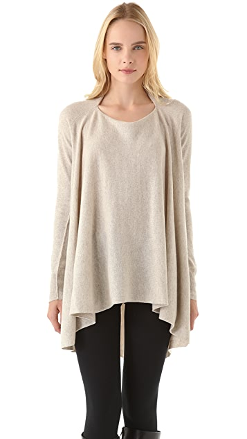 DKNY Convertible Sweater