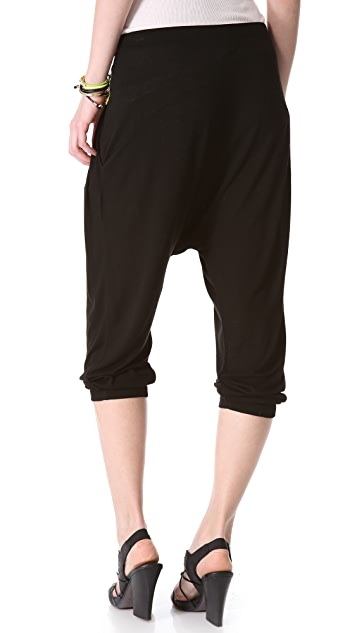 DKNY Pure DKNY Cropped Harem Pants