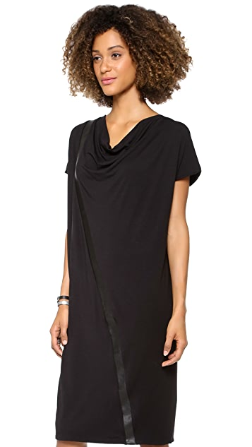 DKNY Pure DKNY Vapor Knit Dress