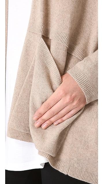 DKNY Pure DKNY Cashmere Cardigan