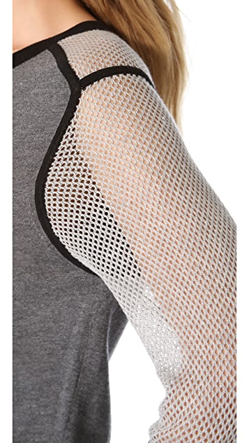 DKNY Colorblock Sweater