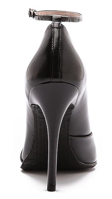 DKNY Saffi Asymmetrical Pumps