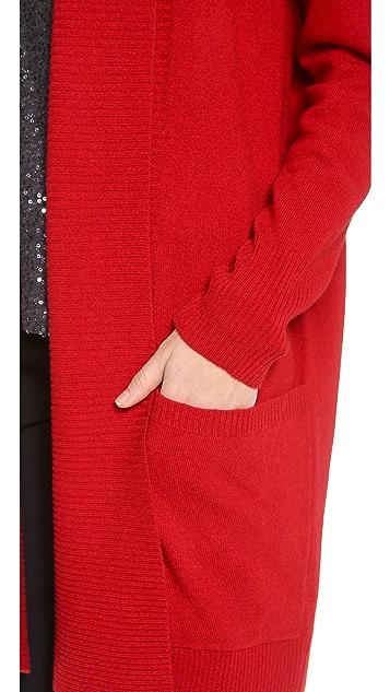 DKNY Open Cardigan
