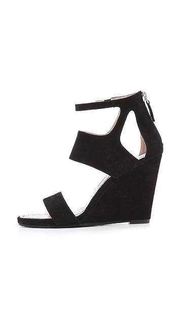 DKNY Hara Wedge Sandals