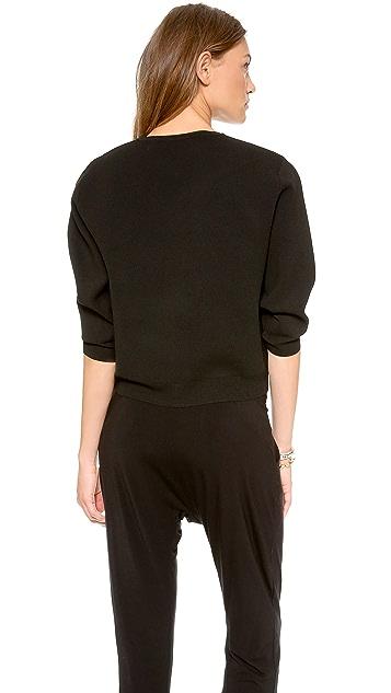 DKNY Crew Neck Pullover