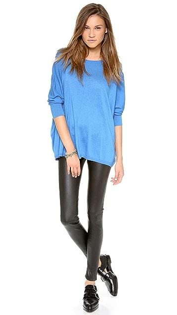 DKNY Dolman Sleeve Pullover