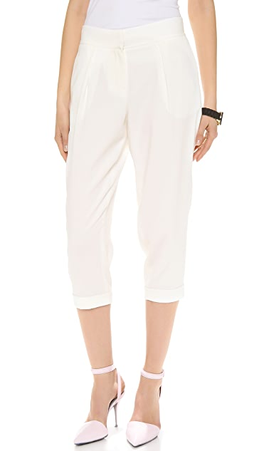 DKNY Cropped Trousers