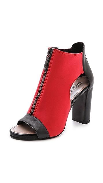 DKNY Rissa Cutout Sandals