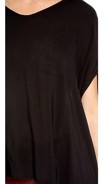 DKNY Pure DKNY Poncho Top