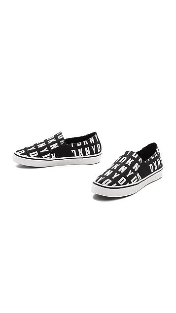 DKNY Barrow Slip On Sneakers