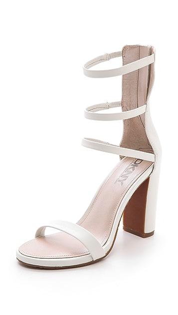 DKNY Rita Strappy Sandals