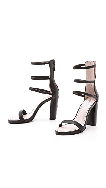DKNY Rita Strappy Sandals
