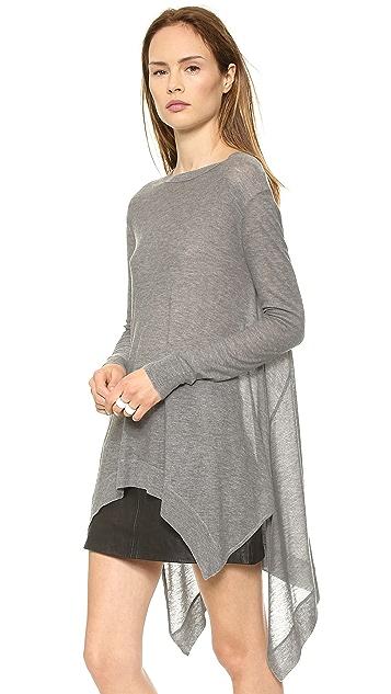 DKNY Pure DKNY Trapeze Pullover