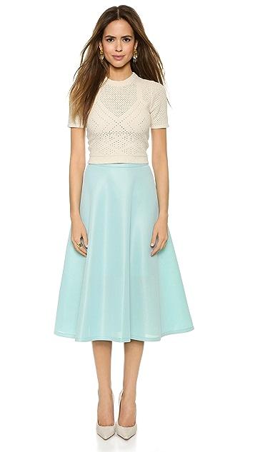 DKNY Full Midi Skirt