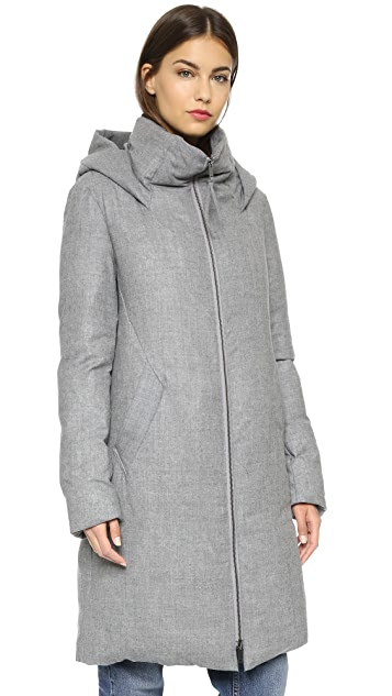 DKNY Pure DKNY Hooded Jacket