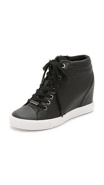 DKNY Cindy Wedge Sneakers